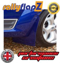 FOCUS ST225 ST MK2 (2004-2011) PERFORMANCE BLUE MUDFLAPS